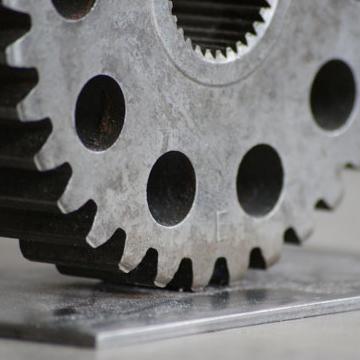 Large Industrial Gear