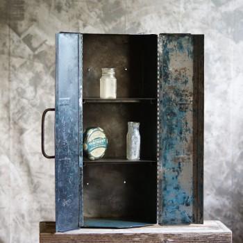 Industrial Steel Medicine Cabinet