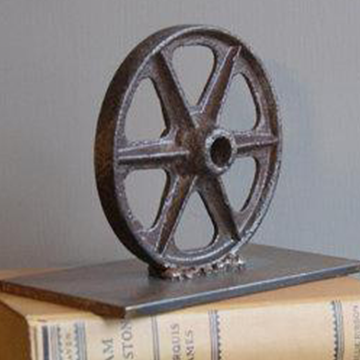 Pulley Sculpture