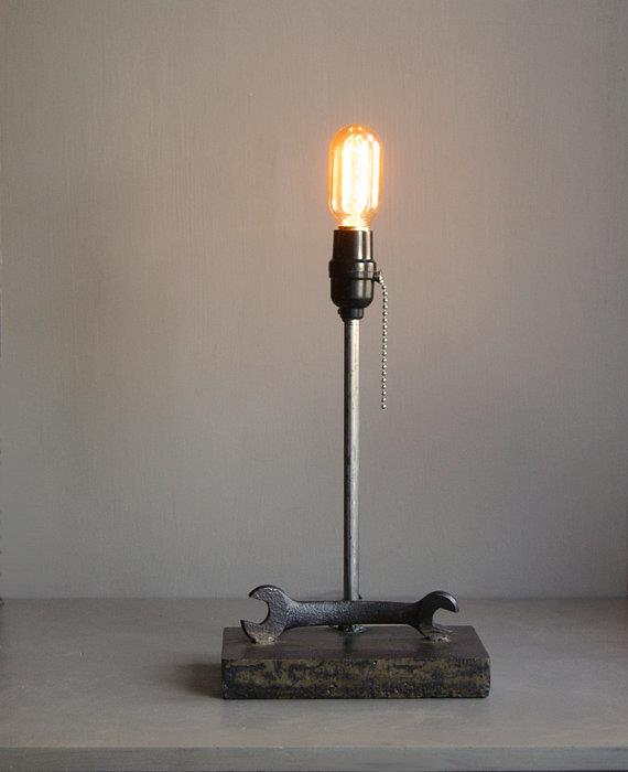 Wrench Table Lamp